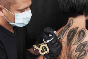 Berufshaftpflichtversicherung Tätowierer
